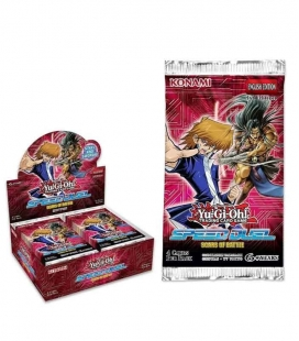 Caja de sobres Speed Duel Scars of Battle Inglés - cartas Yu-Gi-Oh