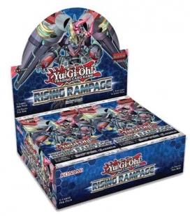Caja de sobres Rising Rampage Inglés - cartas Yu-Gi-Oh