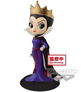 Figura Q posket Disney Character -Queen-(ver.A) 14 cm de Banpresto