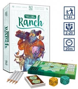Rolling Ranch Juego de mesa en español - TCG Factory