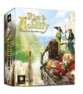 Rise to Nobility juego de mesa en español - TCG Factory