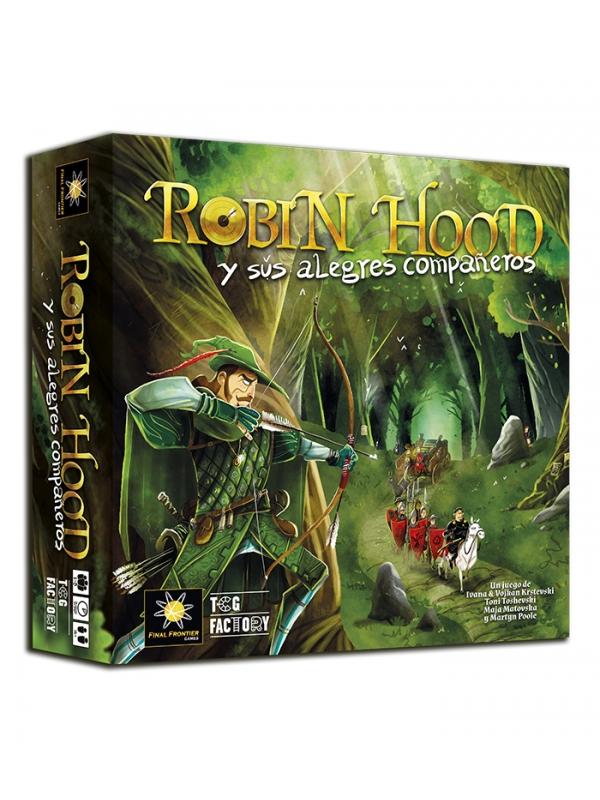 Robin Hood y sus alegres compañeros Juego de mesa en español - TCG Factory
