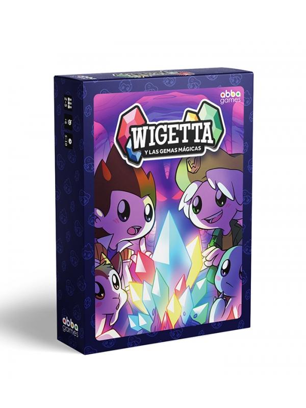 Wigetta, el juego de cartas de Willyrex y Vegetta777