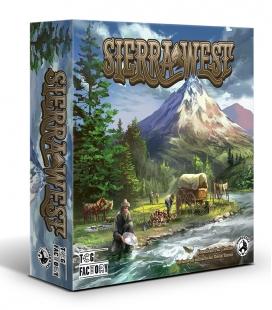 Sierra West juego de mesa en español - TCG Factory