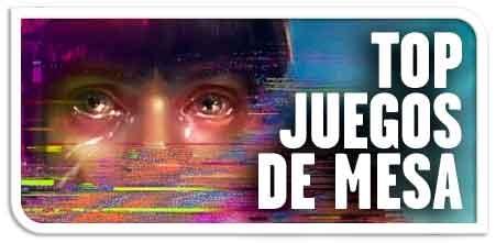 TOP JUEGOS DE MESA